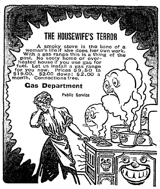 housewife terror