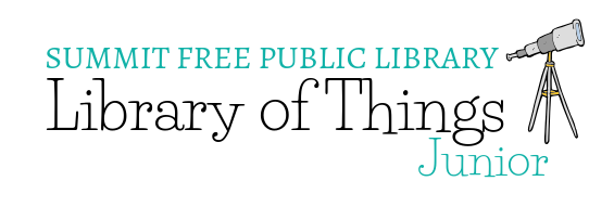 Library of Things JUNIOR Logo